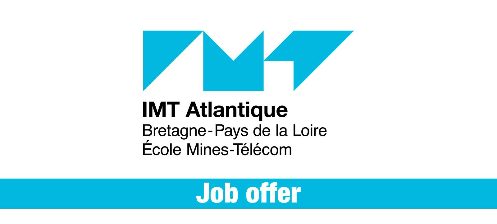 Job Offer Imt Atlantique | Uniandes