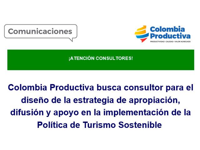 Colombia productiva   Uniandes